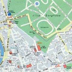 Rome map B1